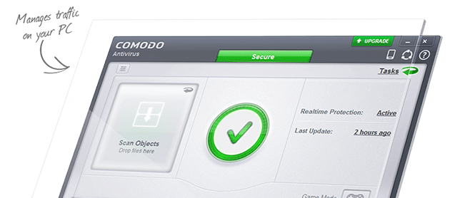 Free Firewall | Get Award Winning Comodo Firewall Today