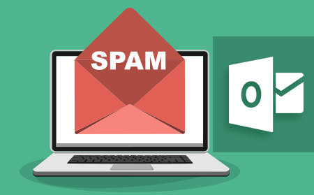 Anti spam Filter for Outlook