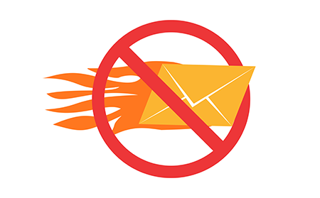 Anti spam System