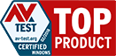 AV Test – Top Product
