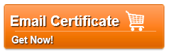 Buy Email Certificate