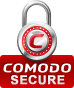 Secured with Comodo SSL