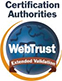 EV SSL Certificate Authority