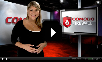 Comodo Firewall Video