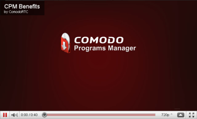 Programs Manager