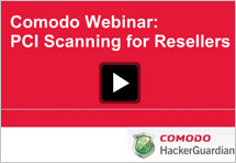 Selling PCI Compliance solutions for Comodo Partners
