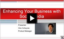 Enhancing Your Business with Social Media