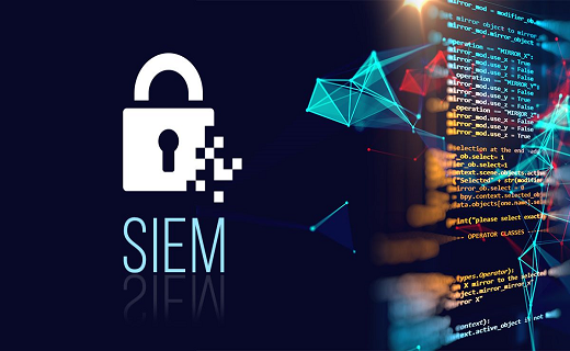 What are the three characteristics of SIEM?