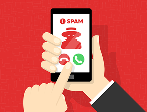 Spam blocker for iphone