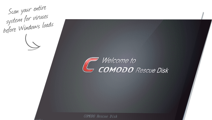 Rescue Disk for Windows | Comodo offers Free Rescue Disk Software